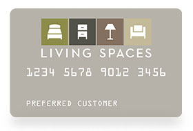 Living Spaces Card