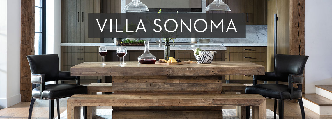 Luxury Furniture for Less - Villa Sonoma | Living Spaces