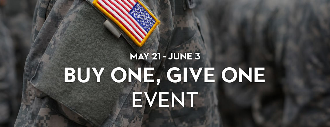 November 6th-19th | buy one, give one | when you purchase a premium revive set, a deserving veteran will receive a free revive mattress.
