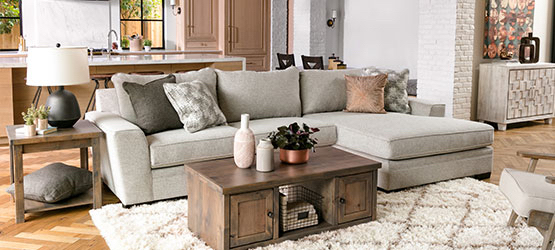 Living spaces Furniture