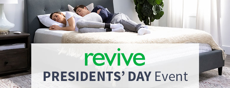 revive Presidents' Day Event