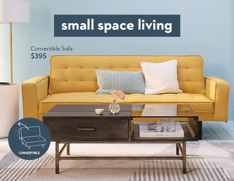 Small Space Living Living Spaces