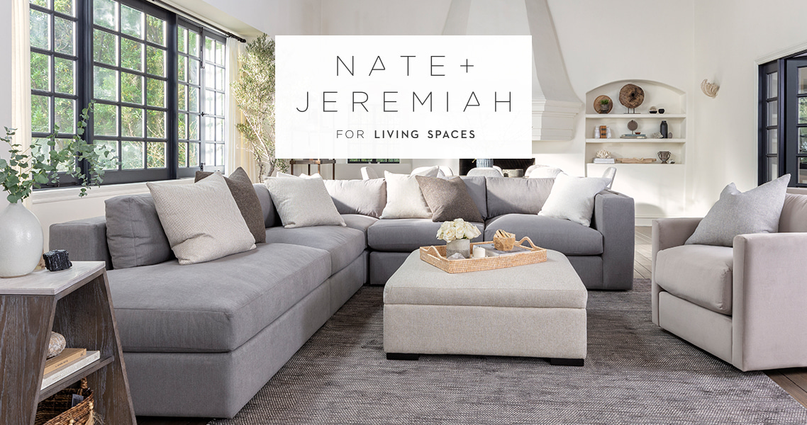 Furniture By Nate Jeremiah Living Spaces