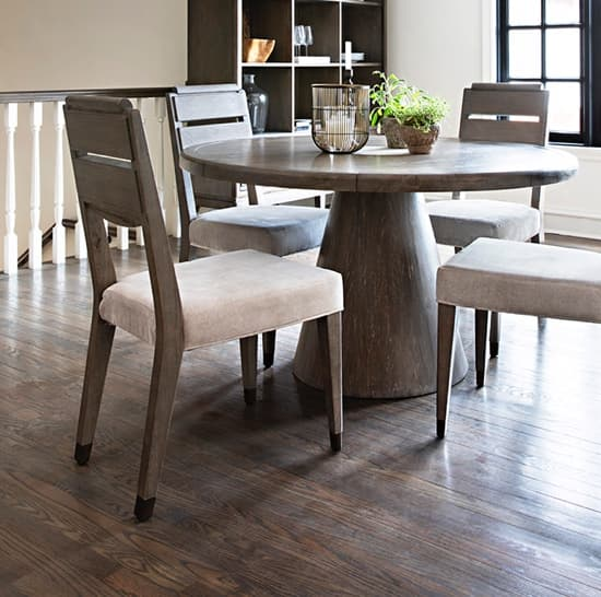 Pavilion 5 Piece Round Dining Set With Side Chairs By Nate Berkus And Jeremiah B
