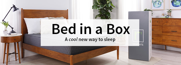 Bed in a Box, a cool new way to sleep