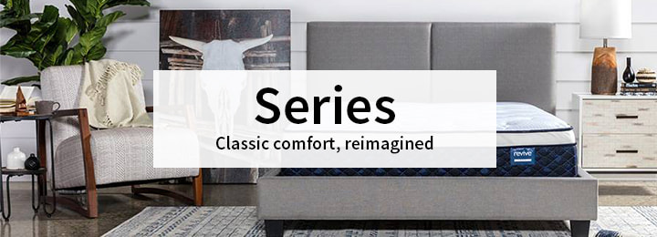 Series, Classic comfort, reimagined