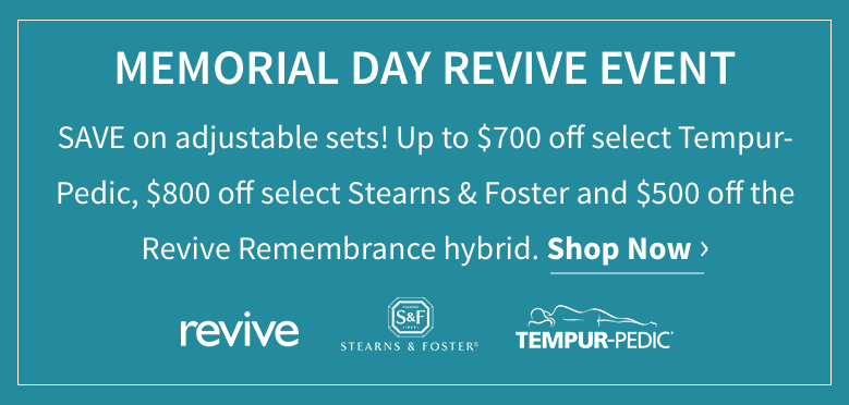 Memorial Day Event. Revive Event
