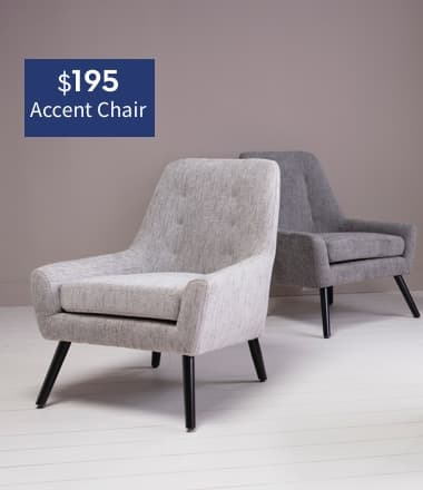 Memorial Day Event. Accent Chair $195