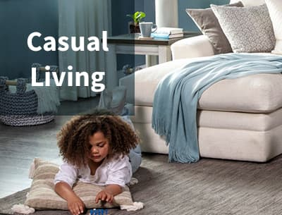 Living Spaces Casual Living Furnitures