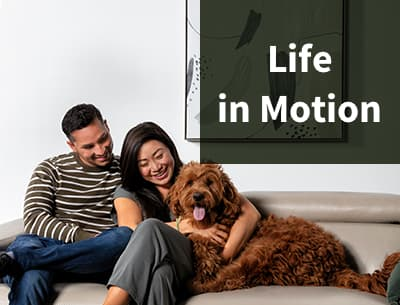 Living Spaces Life In Motion Furnitures