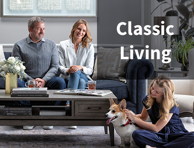 Living Spaces classic living Furnitures