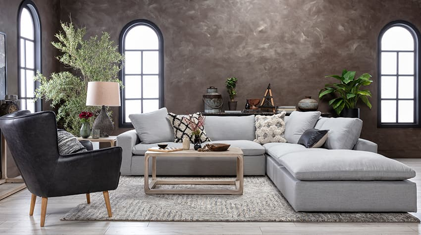 Living Spaces rustic living Furnitures