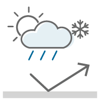 Weather Resistant Icon