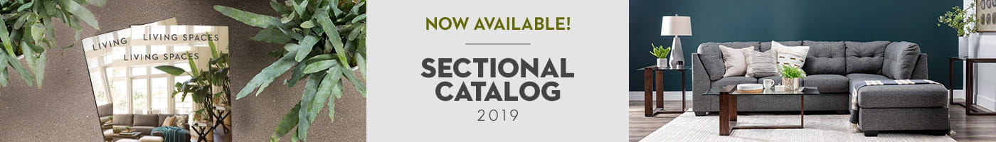 Now Available! Sectional Catalog 2019