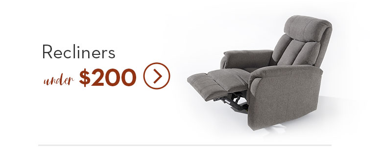 Recliners Under $300