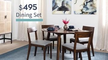 $495 Dining Set