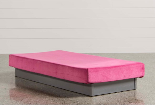 Coolkidz Pink Twin Mattress | Living Spaces