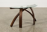 Allure Sofa Table - Back