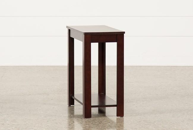Pierce Chairside Table - 360