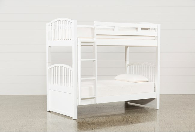 Bayfront Twin Over Twin Bunk Bed Living Spaces