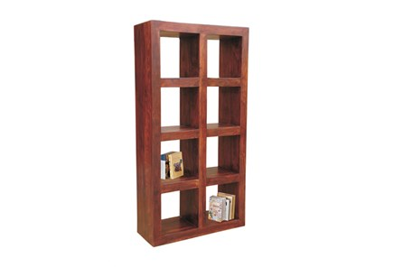 Yoga 8-Display Bookcase - Main