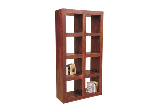 Yoga 8-Display Bookcase - 360