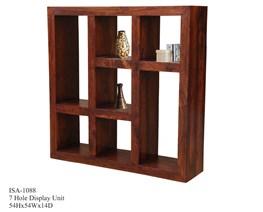Sw Yoga 7-Display Bookcase