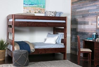 Sedona Twin Over Twin Bunk Bed on