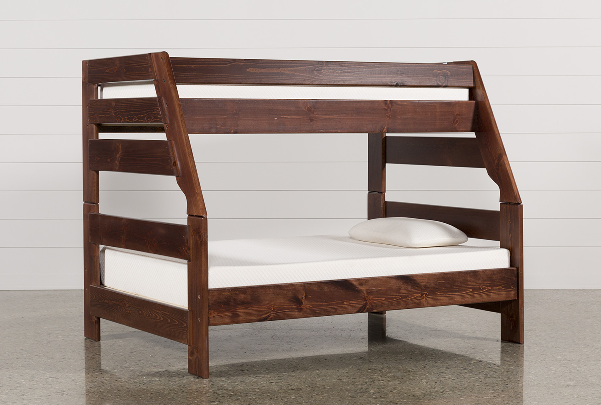 Picture of: Sedona Twin Over Full Bunk Bed Living Spaces