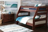 Sedona Twin Over Full Bunk Bed - Room