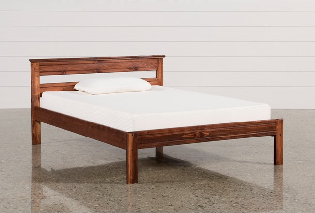 Sedona Full Platform Bed 360