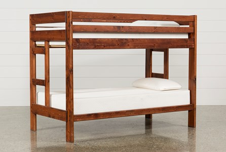 Durango Twin Over Twin Bunk Bed