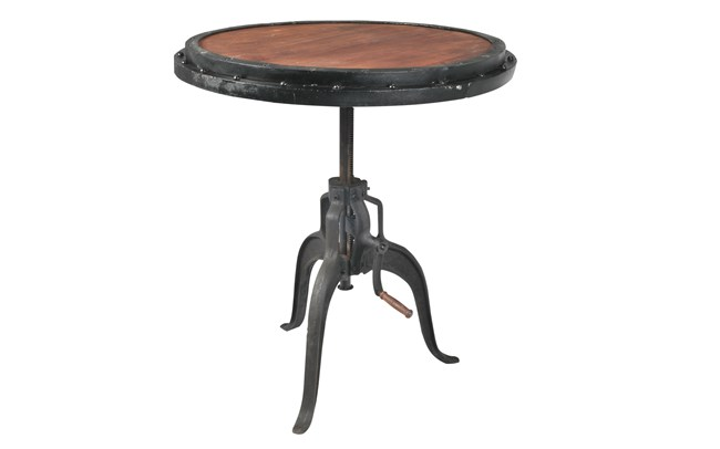 Boston Adjustable Table - 360