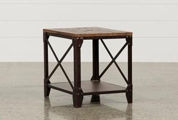 Mountainier End Table
