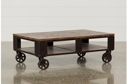 Mountainier Coffee Table