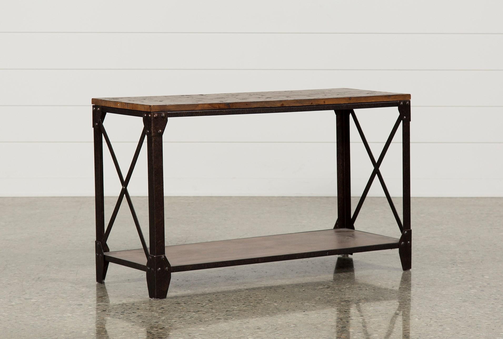 Mountainier Sofa Table