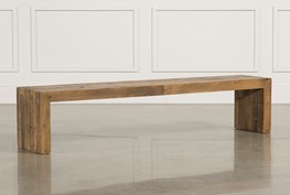 Tahoe Dining Bench
