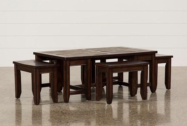 Pomeroy Coffee Table - 360