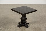 Wilshire End Table - Back