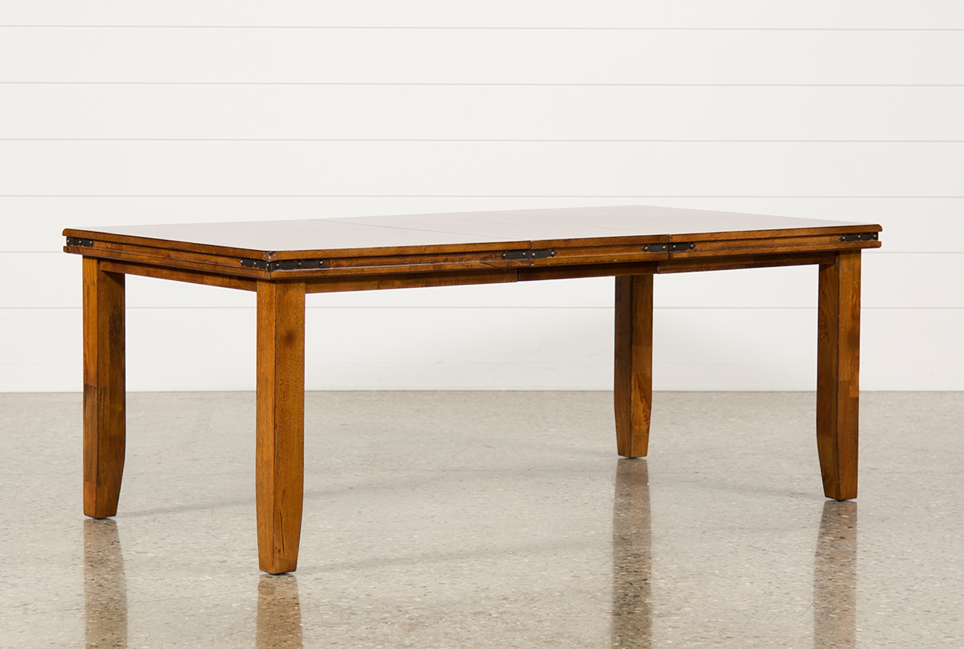 lancaster dining table living spaces