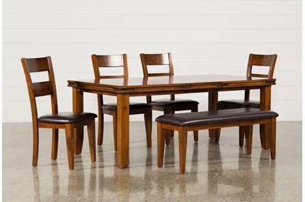 Lancaster 6 Piece Dining Set - Main
