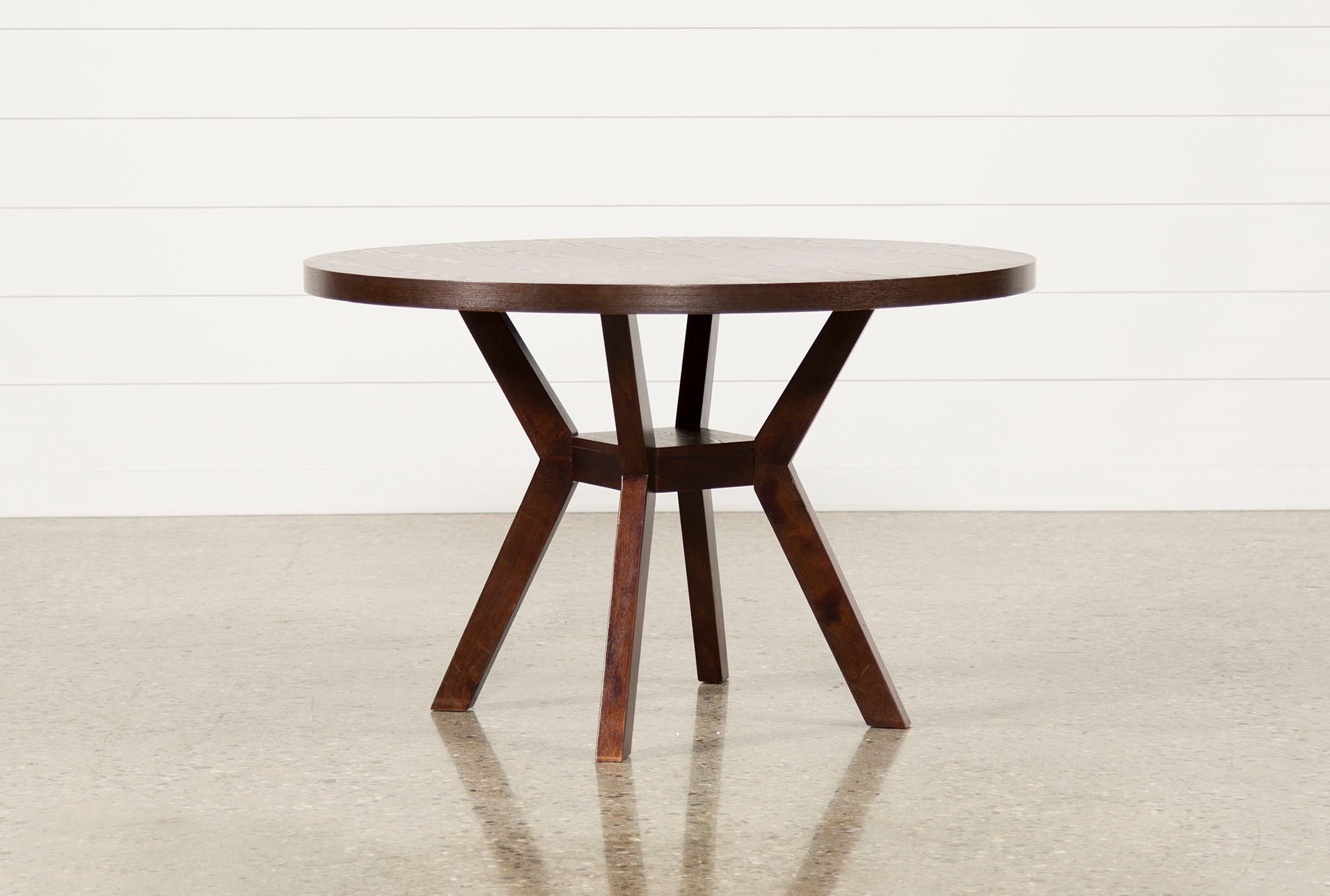 round dining table. Added To Cart. Macie Round Dining Table Living Spaces