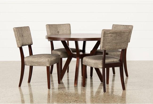Macie 5 Piece Round Dining Set | Living Spaces