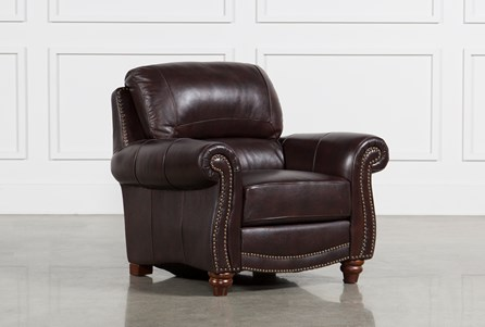 Beckett Leather Chair