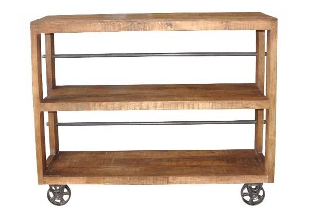 Ravi Cart Bookcase - 360