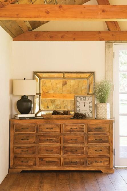 Satya 16-Drawer Sideboard