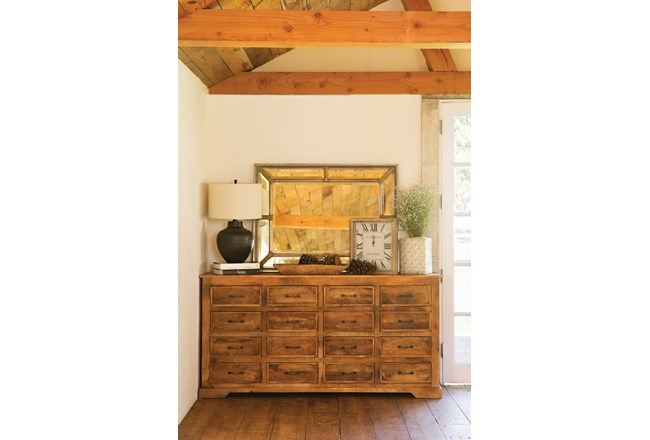 Satya 16-Drawer Sideboard - 360