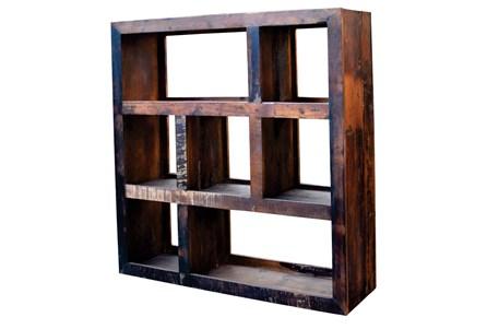 Divya Square Bookcase