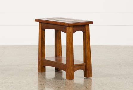 Brooks Chairside Table