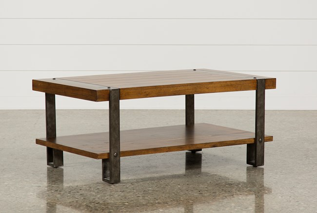 Marley Rectangle Coffee Table - 360